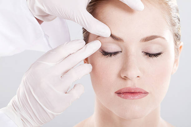 skin check before plastic surgery or botox